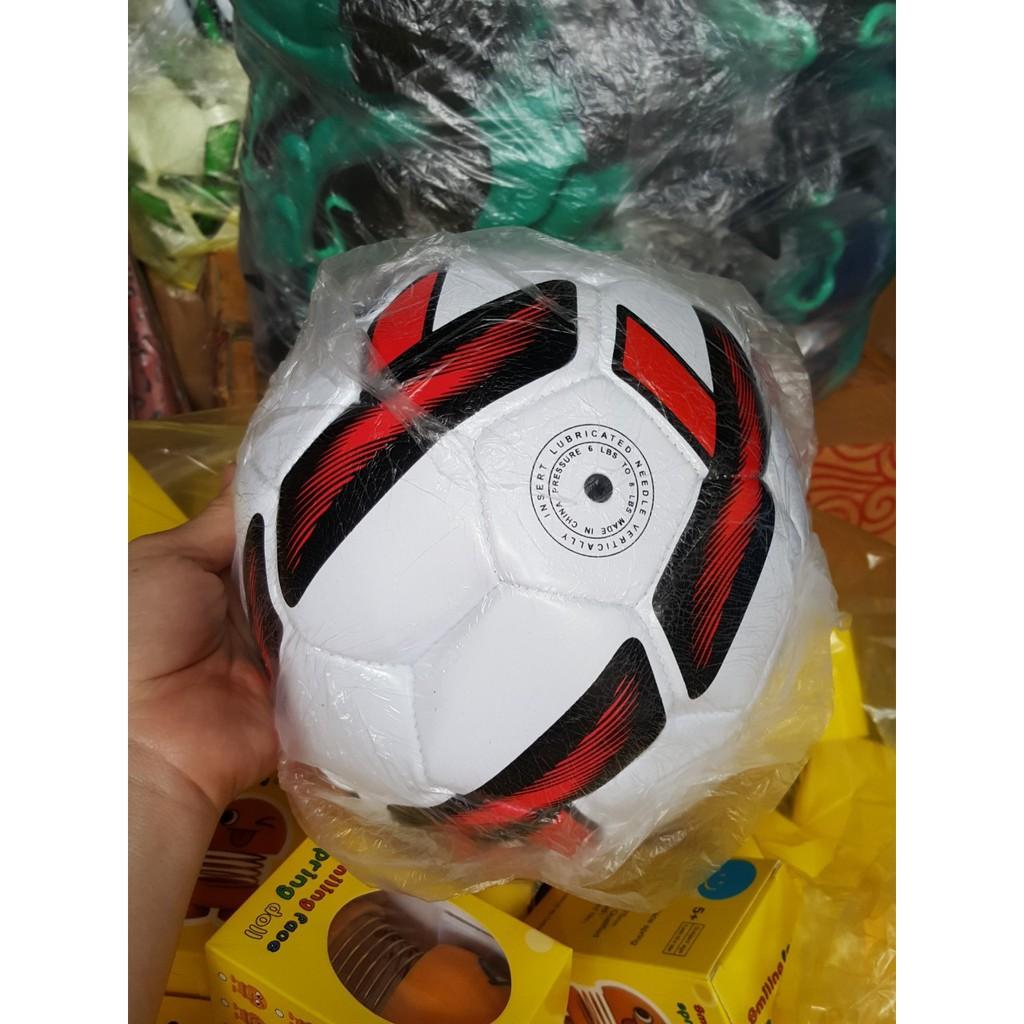 Bóng đá cho bé size 18cm | Banh da trẻ em