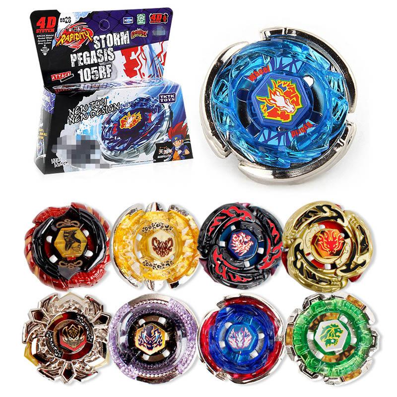 Beyblade burst BB111 BB120 BB99 Metal Fusion Launcher Spinning Top Gift for Kids