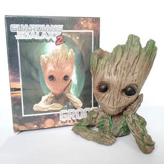 Ống cắm bút hình Groot - Guardians of the Galaxy (Hàng đẹp lo