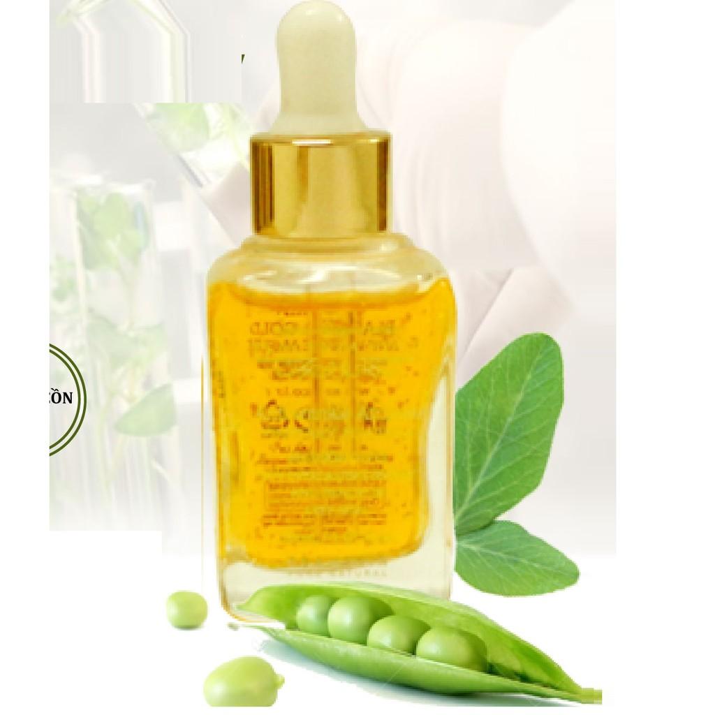 [ Hàng Chính Hãng] Tinh Chất Chống Nhăn Và Trị Thâm Quầng Mắt Anti-Wrinkle Ampoule Placenta Gold Cao