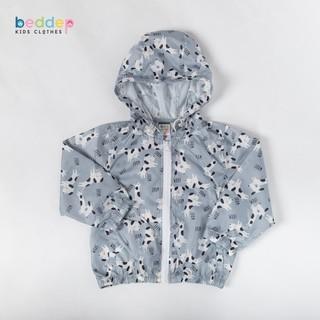 Áo khoác gió Unisex Beddep Kids Clothes cho bé trai và bé gái từ 1 đến 8 tuổi U03 thumbnail