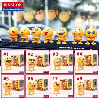 [Động LAK sale sập sàn] Emoji lò xo – không hài không độc không phải bạn