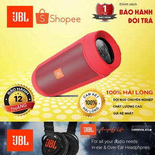 LOA BLUETOOTH CHARGE K2+ (MÀU BẤ