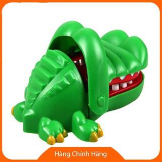Các loại cờ Cá sấu cắn tay- khám răng cá sấu QQGUXQ