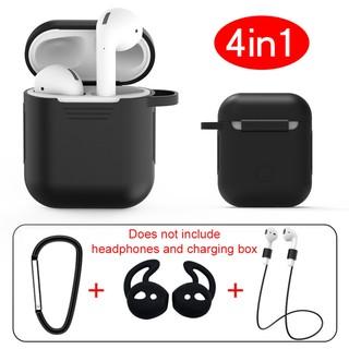 Set 4 Hộp Đựng Tai Nghe Bluetooth Không Dây Airpods Z19