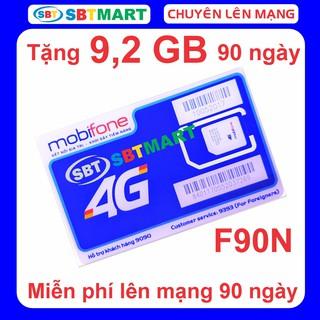 Sim 4G MobiFone miễn phí 9,2 GB sử dụng trong 90 ngày thumbnail