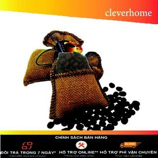 [HÀNG HÓT] Túi thơm treo xe hương cà phê Hazelnut RF-3009, nước hoa treo xe, bộ nước hoa thumbnail