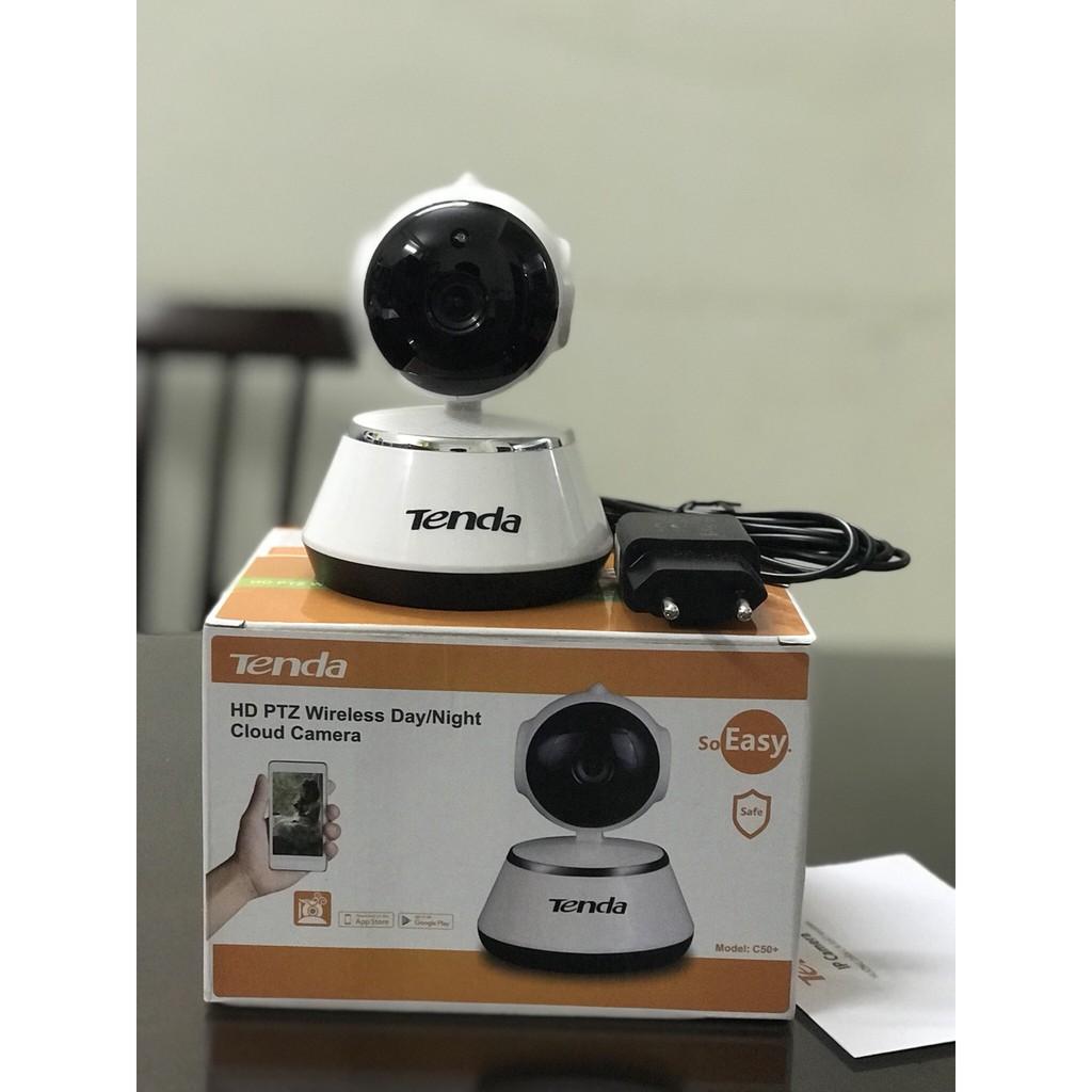 Camera IP WIFI TENDA HD Chính hãng Siêu nét