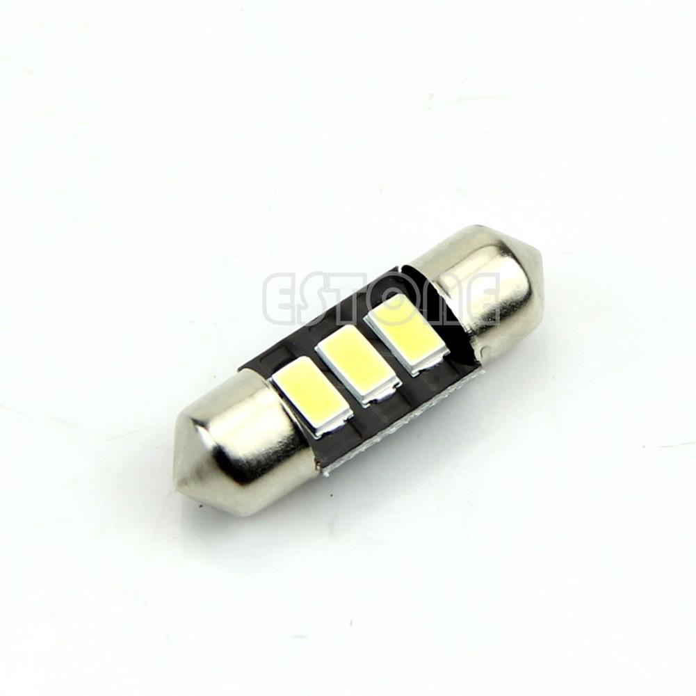 SUPB☀31 millimetri 5730 SMD LED C5W CANBUS Error lampadina libera Interni della luce