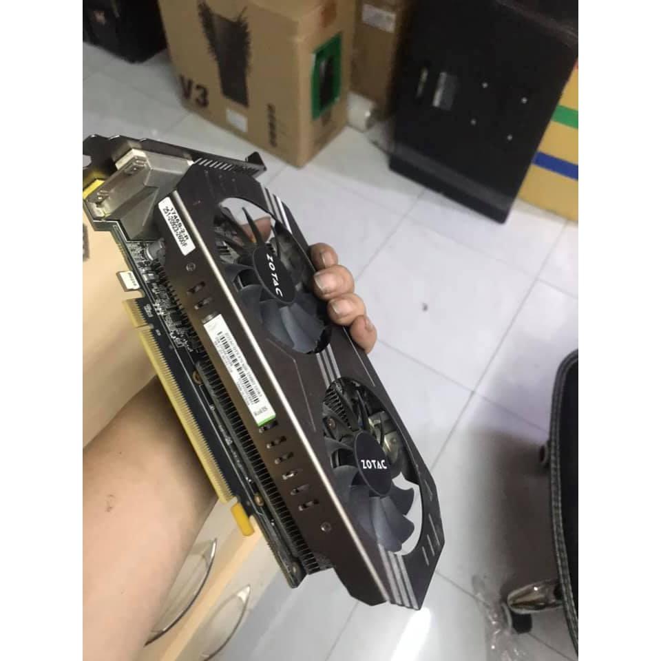 ZOTAC GeForce® GTX 970  4 Dual Fan