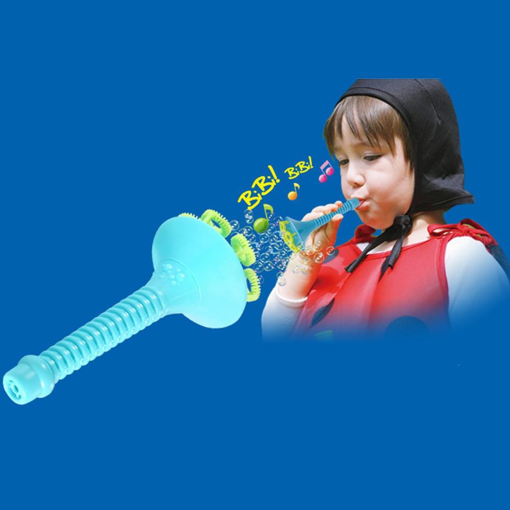 Kèn bắn bong bóng ma thuật vui nhộn cho bé mã sp DE1402