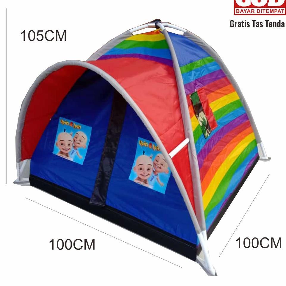 Lều Cắm Trại Cho Bé Kích Thước 736220 1x1m