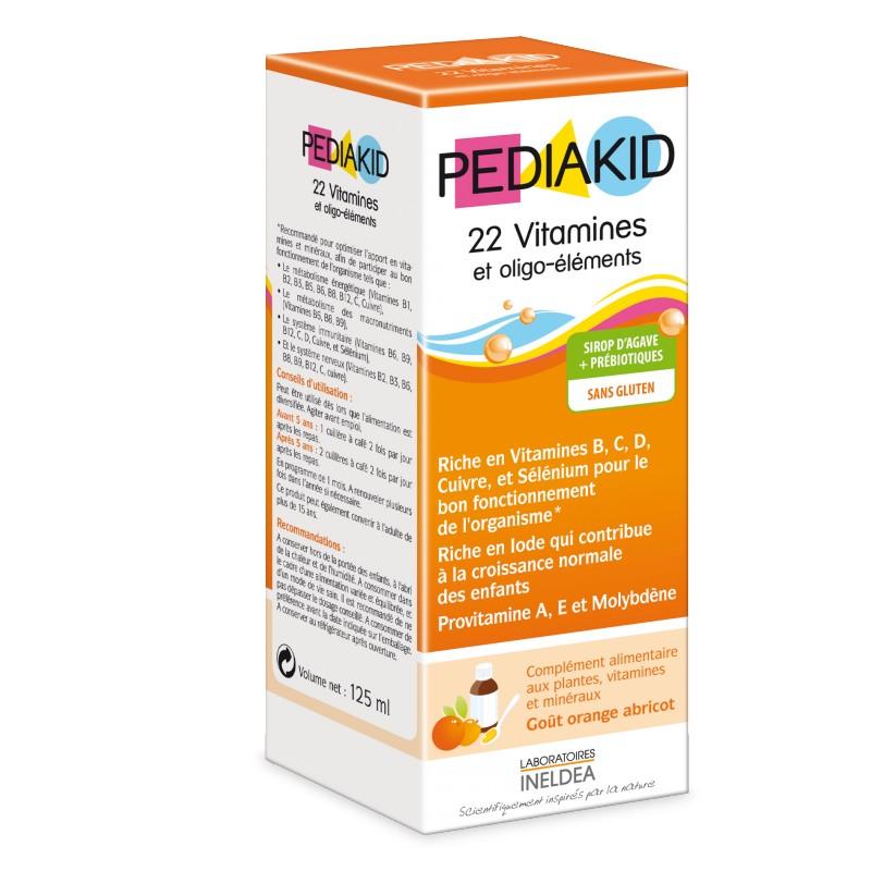 Vitamin PediaKid tổng hợp bổ sung 22 vitamin (125 ml, nội địa Pháp) - 2415137 , 246472660 , 322_246472660 , 230000 , Vitamin-PediaKid-tong-hop-bo-sung-22-vitamin-125-ml-noi-dia-Phap-322_246472660 , shopee.vn , Vitamin PediaKid tổng hợp bổ sung 22 vitamin (125 ml, nội địa Pháp)