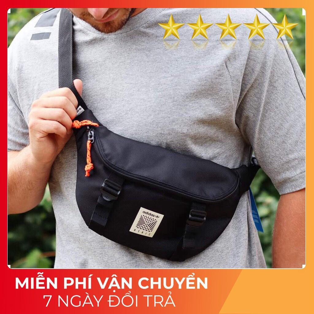 ✅BH 12T✨ Túi đeo chéo Atric bum bag thời trang 2020 / tui deo cheo/ túi bao tử/ tui chéo da/ balo/ ulzzang/ unisex