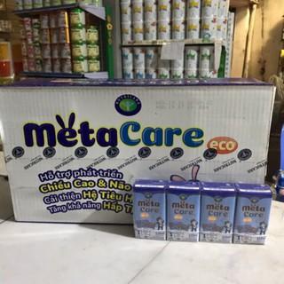 Thùng 48 Hộp Sữa Bot Metacare Eco Pha Sẵn 110ml ( Cho trẻ từ 1 tuổi trở lên )
