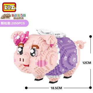 BILEGOX Lego nano LOZ 9042 NLG0108