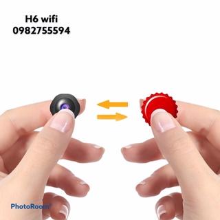Camera mini H6-1080p wifi hồng ngoại góc rộng thumbnail