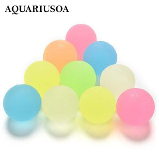 Ball Solid Bounce Rubber 10Pcs/Set Bouncing Balls For Children Delicate