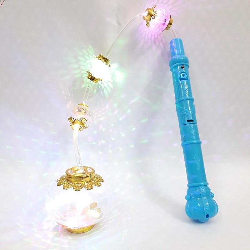 Lồng đèn LED dây bóng tròn phát sáng chơi trung thu