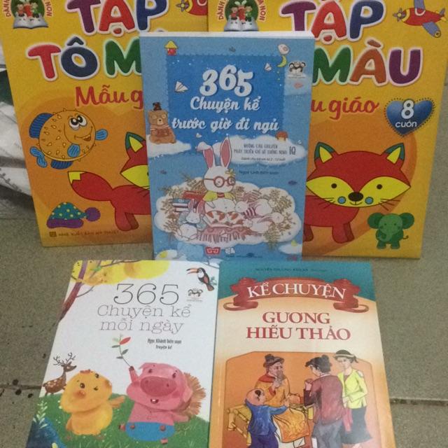 Combo 5 cuốn sách hay cho bé