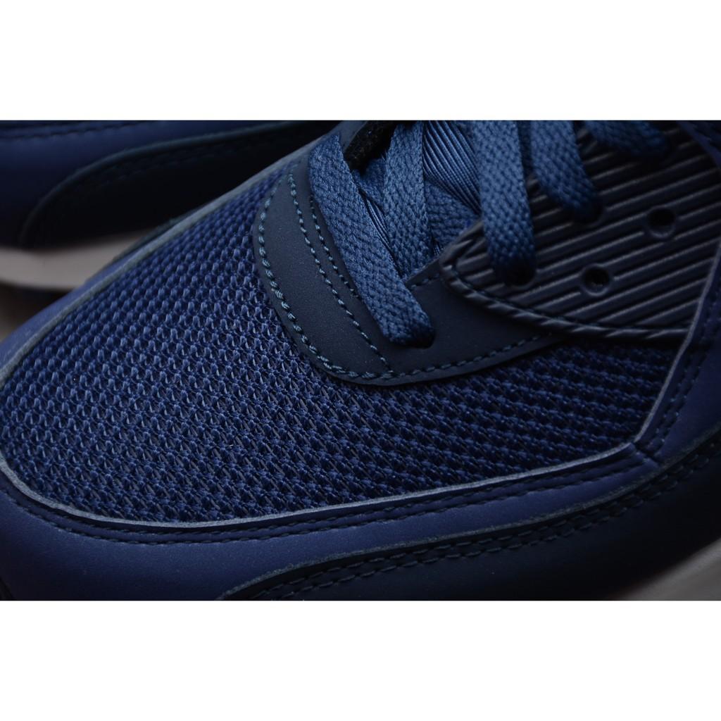 Nike Air Max 90 Essential 537384 064 Blauw Grijs fashion