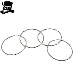 [FREE SHIP] Ảo thuật 4 vòng xuyên nhau – Ninja Ring