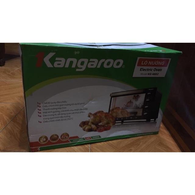 Lò Nướng Kangaroo KG4802