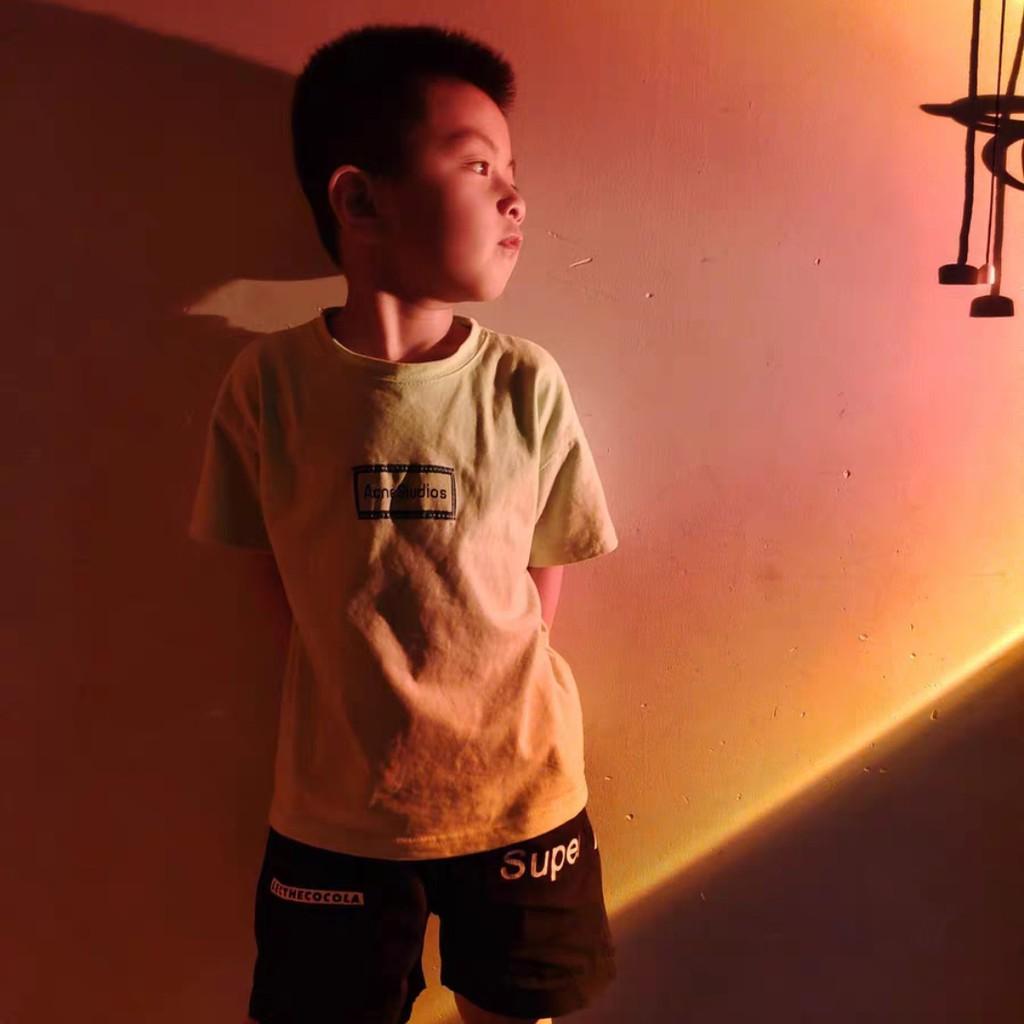 ( Quà tặng là móc dán tường nhé) Đèn trần, đèn led trang trí hoàng hôn, đèn sống ảo Tiktok cao cấp TT-HOME