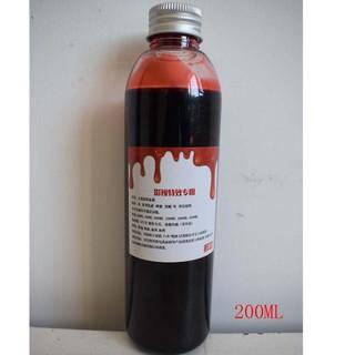 máu giả hóa trang lọ 45ml dùng cho ngày cá tháng tư hoặc chụp ảnh mã sp OU8473