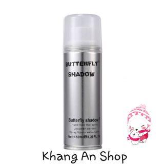 Gôm Xịt Tóc Butterfly Shadow 150ml thumbnail