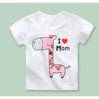 áo phông cho bé