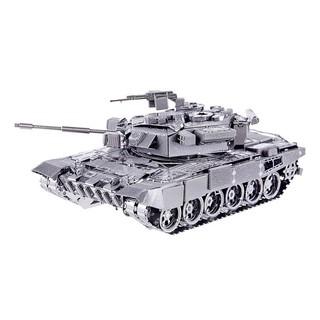 Mô hình lắp ráp kim loại Xe tăng T90A Piececool P047-S