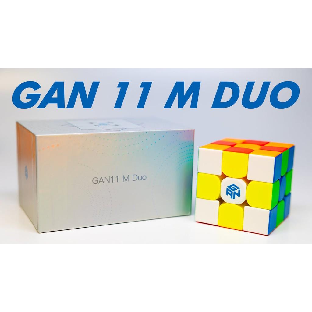 Rubik 3×3 Gan 11 Duo