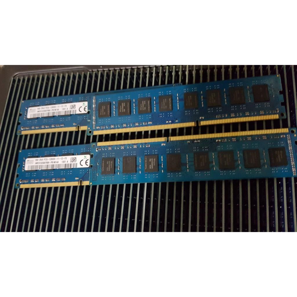 Ram đồng bộ PC Hynix DDR3 8GB PC3L bus 1600