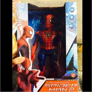 Người nhện chạy pin