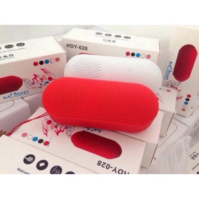 Loa Bluetooth HDY 028