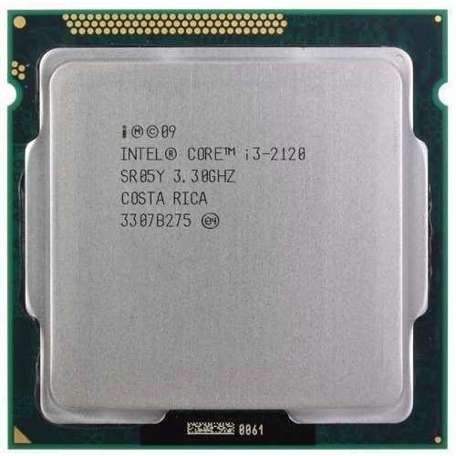CPU i3-2120