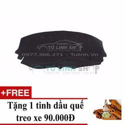 Thảm chống nắng taplo xe Daewoo Matiz 2003-2008+ Tặng 1 tinh dầu quế
