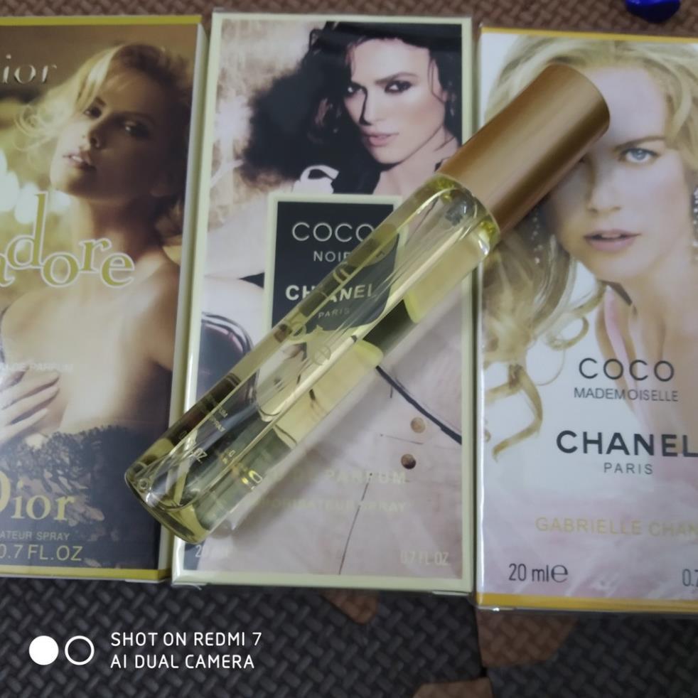 Nước Hoa Mini CoCo Chanel 20ml Dùng Thử Thơm Lâu