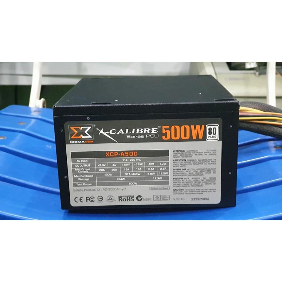 Nguồn công suất thực 300W / 350W / 400W / 500W hàng tháo net cực đẹp