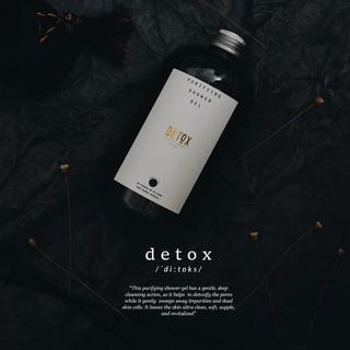 Sữa tắm khử độc da tinh than tre Detox thumbnail