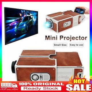 Bộ Máy Chiếu Mini 3d Tiện Lợi thumbnail