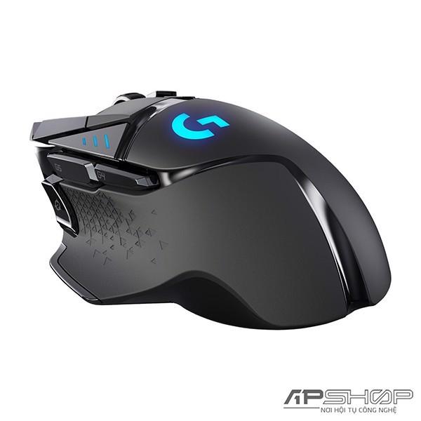 Chuột Gaming Hiệu Suất Cao Logitech G502 Hero-16.000 DPI | Hàng Chính Hãng | Bảo Hành 24 Tháng | Phân Phối Bởi DIGIWORLD
