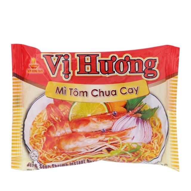 Mì tôm chua cay Vị Hương gói 65g - 2554729 , 862490384 , 322_862490384 , 6000 , Mi-tom-chua-cay-Vi-Huong-goi-65g-322_862490384 , shopee.vn , Mì tôm chua cay Vị Hương gói 65g