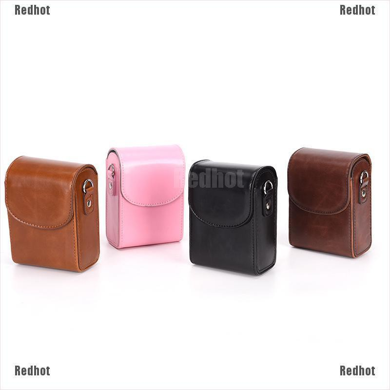 Redhot Vintage Leather Camera Case Bag For SONY RX100III RX100M3 Fashion
