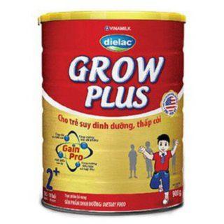 Sữa bột Dielac grow plus 2+ 1.5kg ( date tháng ,8.2020)