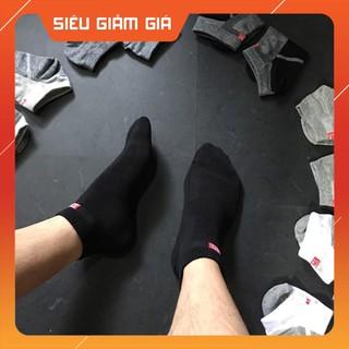 [ GIÁ SOCK ] [ FREE SHIP ] COMBO 5 đôi tất ( vớ ) cổ ngắn – xuất Nhật – chống thối chân – kháng khuẩn