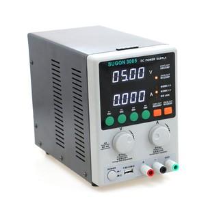 Máy cấp nguồn Sugon 3005D 4 số 30V-5A Chính Hãng 100% Giá Siêu Rẻ!!