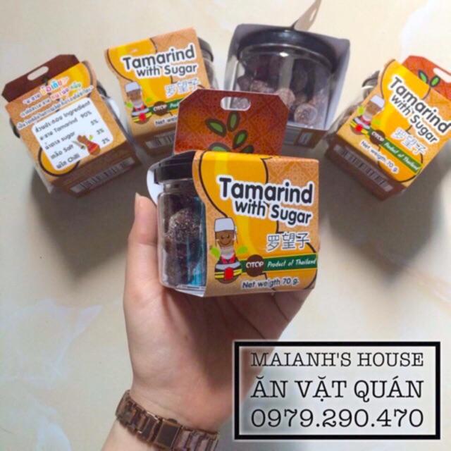 Me ngào đường Tamarind Thái Lan - hũ 70gram siêu xinh siêu cute