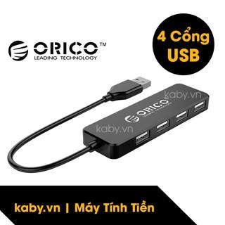 Bộ Chia USB ORICO 4 Port - Hub USB ORICO 4 Cổng FL01-BK-BP - FL01-WH-BP